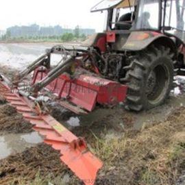 一马牌4.6米水田整平用不锈钢拖平器