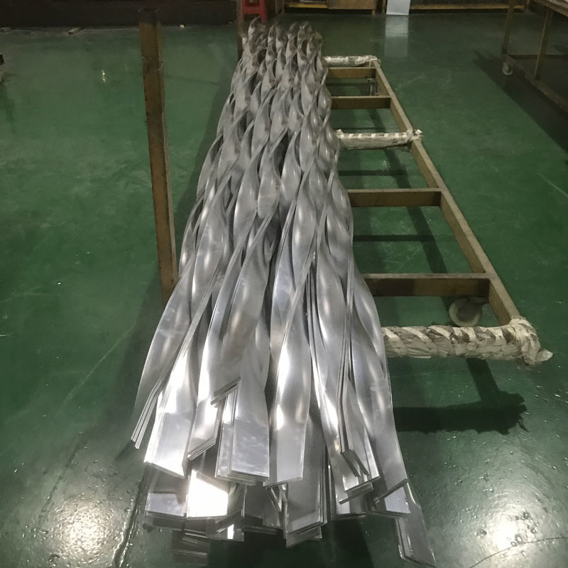 扭曲型材铝条板 惠州型材铝条板 仿真木纹型材铝条板