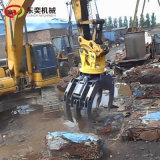 旋转爪木器爪石机 挖机改夹钢机夹石器