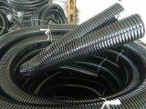 黑色阻燃雙開口波紋管  雙開口尼龍軟管廠家