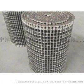 304不锈钢长城网带定制马蹄链工业输送网带烘干网带冷却传送网带
