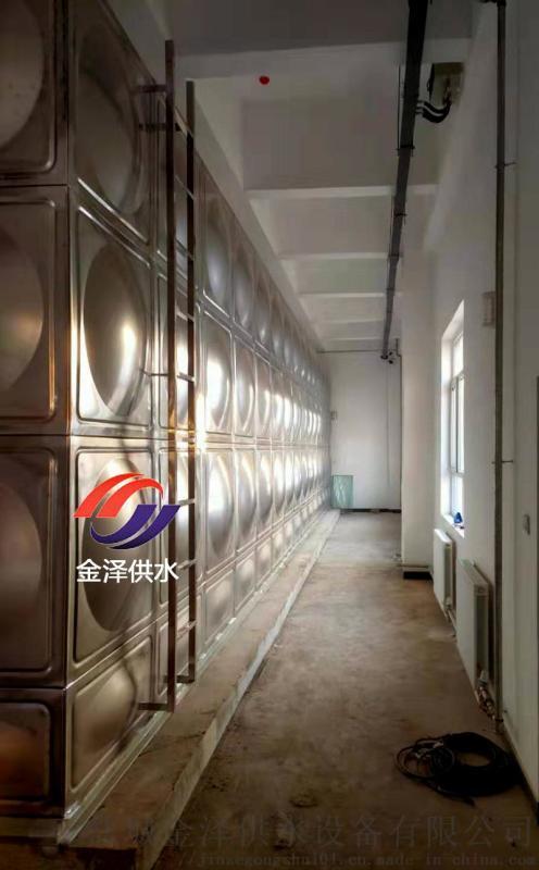安徽消防箱泵一體化設計選用要點