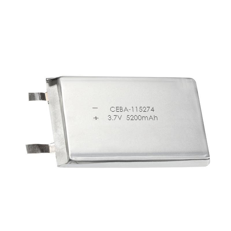 5.2Ah移动电源充电宝LP115274聚合物电池