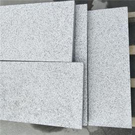 g603芝麻白干挂砖 白麻g603高墙砖 广场平砖
