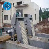 迴轉式雨水格柵除污機 機械格柵 耙齒機械格柵