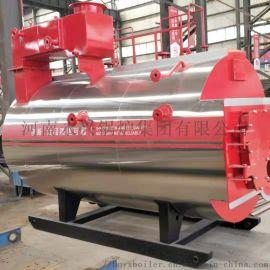 河南永兴锅炉集团供应WNS4吨燃气蒸汽锅炉