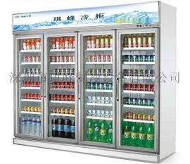 深圳市琪峰冷柜公司的四门整体展示柜的质量如何