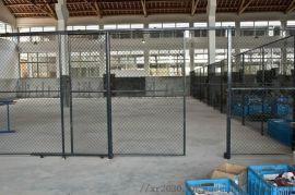供应车间隔离网,勾花型网, 佛山仓库隔离网安装