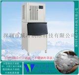 小型商用製冰機片冰機