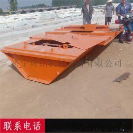水利工程渠道成型机 全自动液压自行走式水渠滑模机