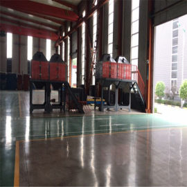 印刷廠催化燃燒設備 廢氣處理 RCO催化燃燒
