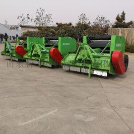 甘肅小麥杆收割打捆機 青貯粉碎打包機生產銷售