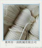 塑料扁絲南韓麻繩擠出拉絲機組設備