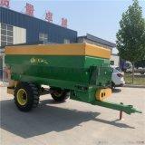 农用撒肥机 发酵厩肥均匀撒粪车 牵引式大容量撒肥机