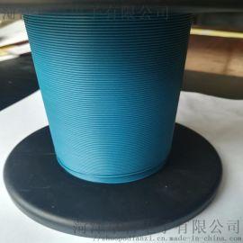 EMI电磁**材料导电硅胶条橡胶条密封条可定做