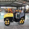华科机械 座驾式双钢轮压路机 小型压路机