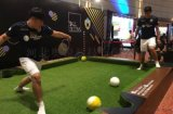 商業娛樂活動出租桌上真人足球成人足球