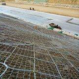 井口防护钢丝绳网. 钢丝绳防护网. 井口落石防护网