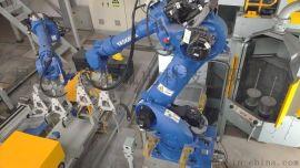 中国汽车悬架弹簧生产线自动化设备