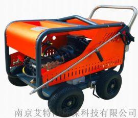 电动100米管道疏通机,南京物业小区管道疏通清洗机