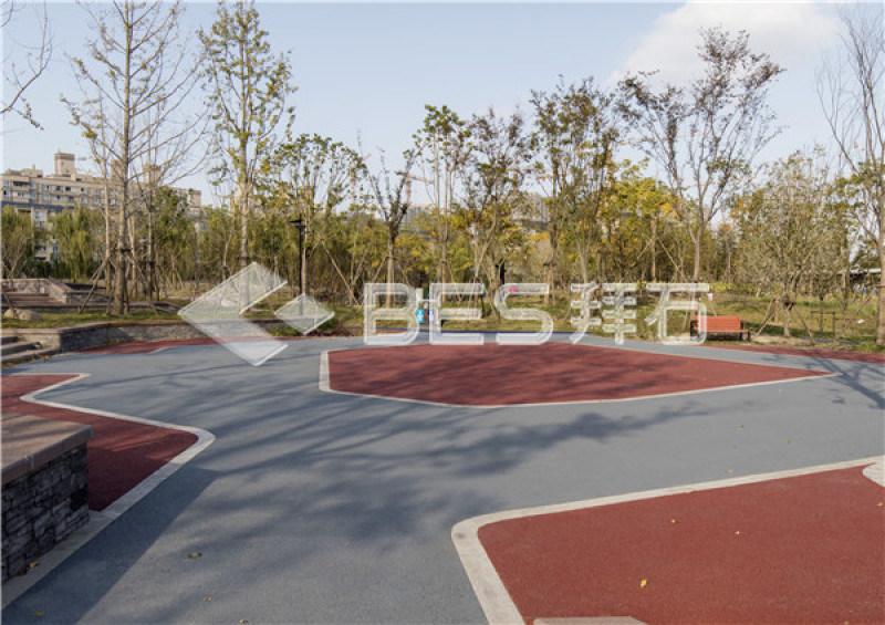 江浙沪皖,生态透水混凝土路面,材料,施工