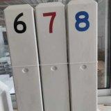 玻璃鋼管線標識牌 霈凱標誌樁 安全保護區標誌樁