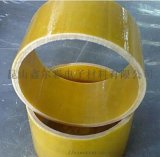 FR-4黄色环氧管定制加工螺纹