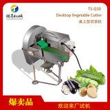 臺式小型蔬菜切絲機 陳皮切絲機 莧菜蒜苗切段機