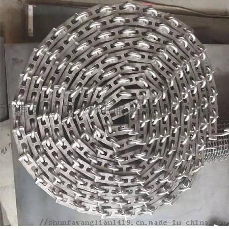 定製不鏽鋼長城網帶