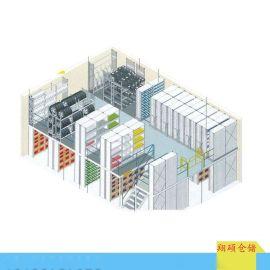 东营二层仓库货架济宁仓储货架利用高层空间