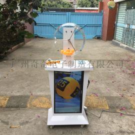 自動搖獎機招標搖號機活動營銷  機帶顯示屏