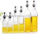 玻璃油壺醬油瓶醋瓶高檔調味瓶橄欖油瓶玻璃瓶