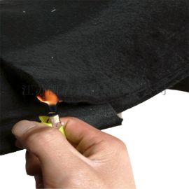 阻燃无纺布 高铁可用预氧化纤维毛毡 耐高温无融滴