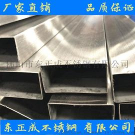 亚光201不锈钢方通规格齐全40*40*1.4