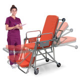 SKB039(E)多功能便攜帶輪擔架車 救護車擔架