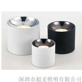 超麥明裝筒燈免開孔 過道天花燈 LED射燈