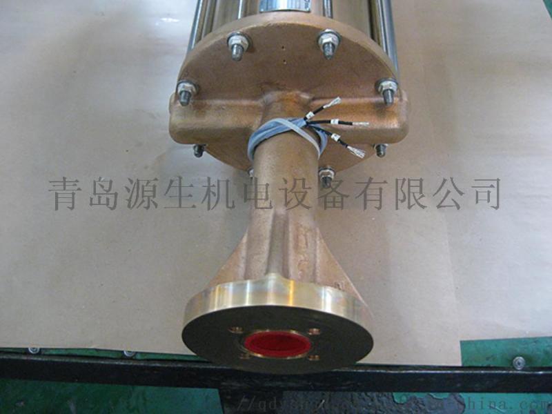 低温潜液泵 LNG 电机 11KW 超低温