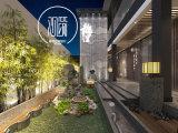 河南創意私房菜館裝修公司鄭州私房菜館裝修設計公司