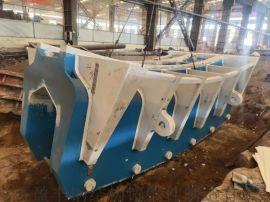 广西 悬索桥铸钢件 铸钢索鞍 索夹 大型铸钢厂供应