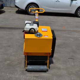 新款小型压路机 手扶风冷柴油双轮压路机 厂家直销