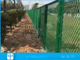 公路菱形网隔离栅 园林铁丝网围栏 花都市政道路护栏