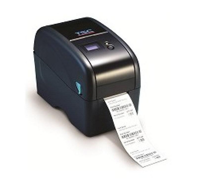 小型桌面窄條碼標籤印表機TTP 225