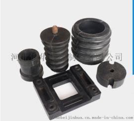 橡胶防尘套橡胶异形件加工来图定做汽车手柄防尘套