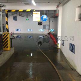 山东防汛挡水板组合式挡水门 塑料挡水板定制