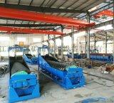 江西螺旋洗砂機廠家 河卵石洗砂機流程 高產量洗砂機