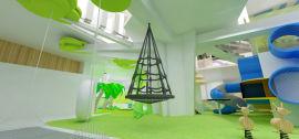 廠家直銷新型個性創意兒童樂園定制遊樂設備飛翔家