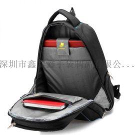 時尚休閒旅行商務雙肩背包電腦包