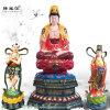 观音娘娘菩萨佛像 河南雕塑厂家 观音老母佛像