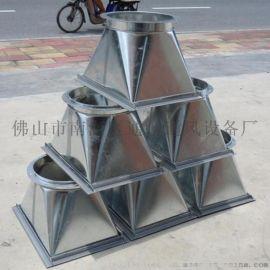 除尘设备  不锈钢风管 圆形螺旋风管厂家