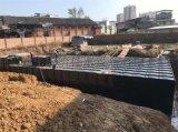 抗浮式地埋式BDF箱泵一体化消防水池